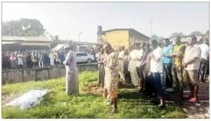 Lagos Flood – Dead body of 19 years old teenager found.