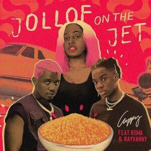 [Music] Dj Cuppy Ft Rema & Ravanny – Jollof on the jet