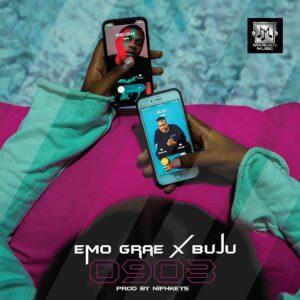 0903 art cover, Emo Grae Ft Buju