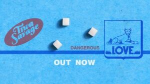 Art cover for Tiwa Savage - Dangerous Love