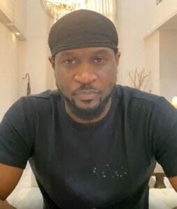Peter Okoye (Mr P) and Family Tested Positive to Covid19