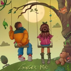 Art cover for Ginger me by Rema