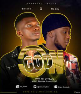 On God Art Cover