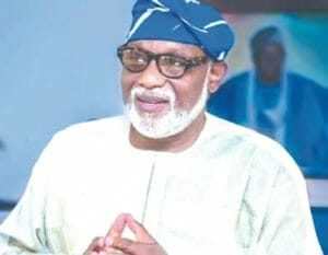 BREAKING! Attack on Rotimi Akeredolu Support Group.