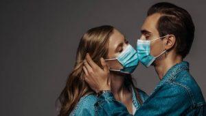 Wear face mask during sex, expert reveals.