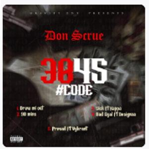 [Ep] Don Scrue – 3845 (Full Ep) Mp3 Downloads