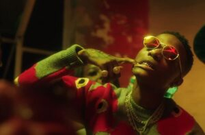 [Video] DJ Tunez Ft Wizkid – Cool Me Down