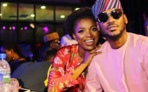 WOW! Watch How Annie Idibia Celebrates 2baba's Birthday