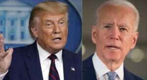Wahala! Donal Trump Accused Joe Biden of Taken Drugs!