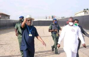 A STATE-WIDE BROADCAST BY GOVERNOR NYESOM WIKE, CON, GSSRS, POS