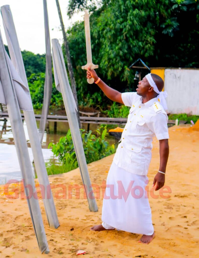Militant Leader, Tompolo Reappears Again After Years of Being In Exile