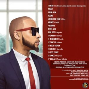 [Album] B-Red – The Jordan (Full Album) Mp3 Download