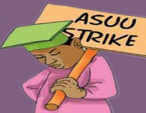 Why we haven't called of strike –ASUU