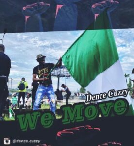 [Music + Video] Dence Cuzzy – We Move Mp3 Download