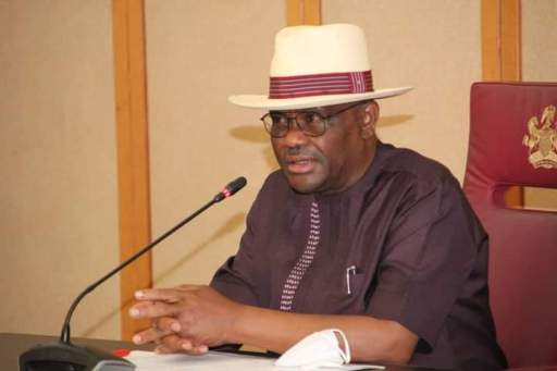 Governor Nyesom Ezenwo Wike places ban on IPOB activities