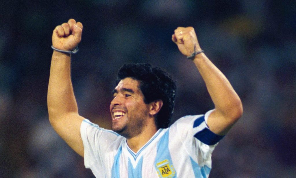 Breaking: Argentinian football legend Diego Maradona, Dies At 60