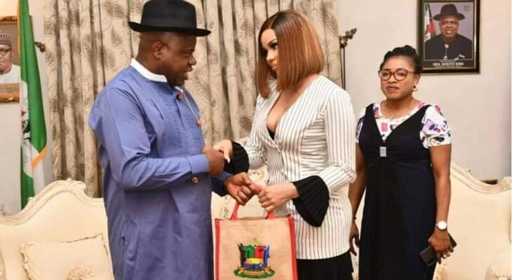 Bayelsa Governor Appoints Nengi as Senior Special Assistant, See What She Said