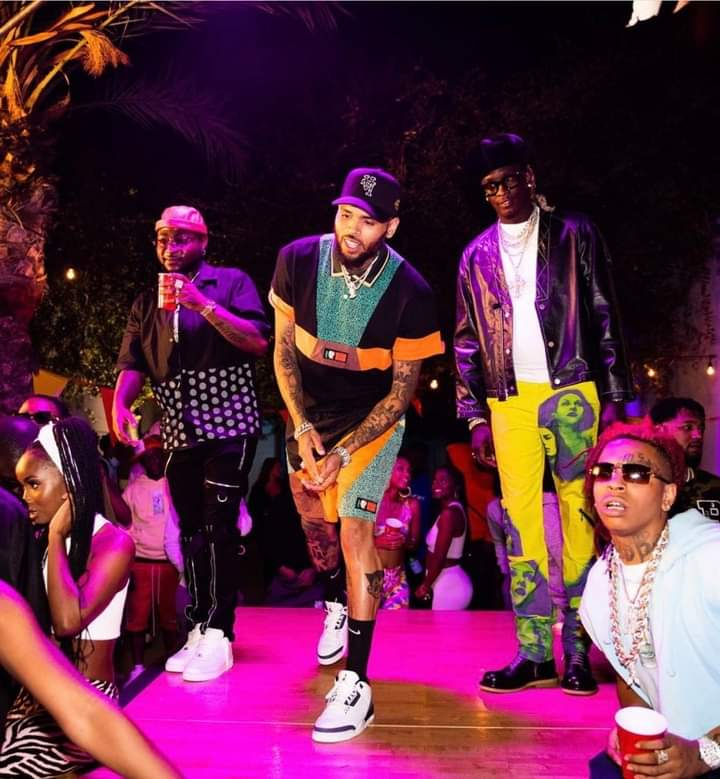 Music: Davido – Shopping Spree Ft. Chris Brown & Young Thug