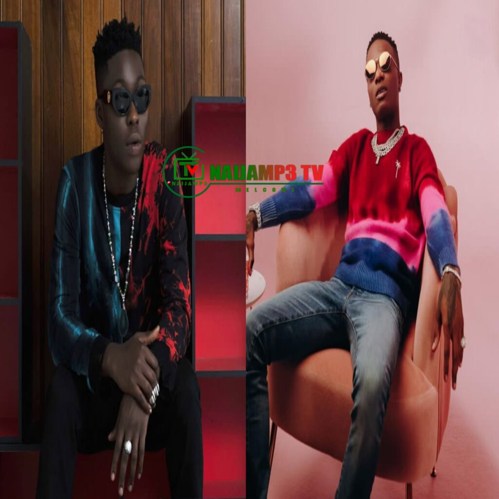 """Reekado Banks Reacts To Wizkid's """"You Are A Fool"""" Comment Towards Him At Last"""