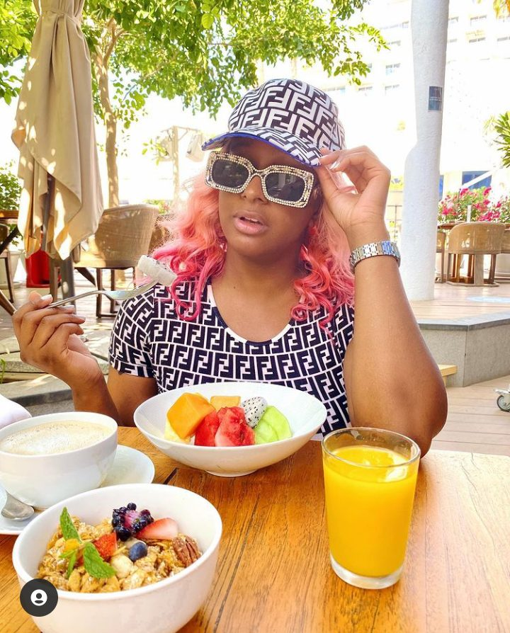 DJ Cuppy Reveals She's Not Really Happy In Life Despite The Wealth