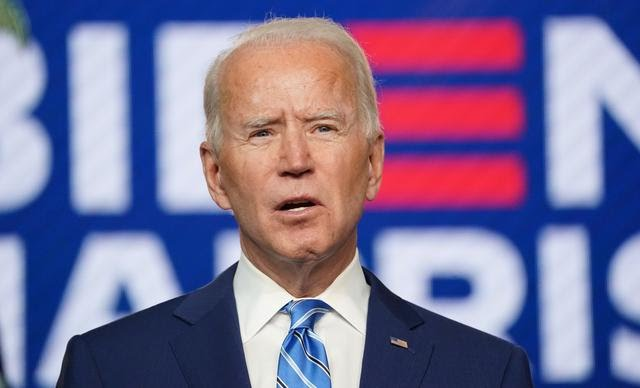 US presidential candidate of the Democratic party, Joe Biden has declared he is confident of victory in the ongoing 2020 U.S election.