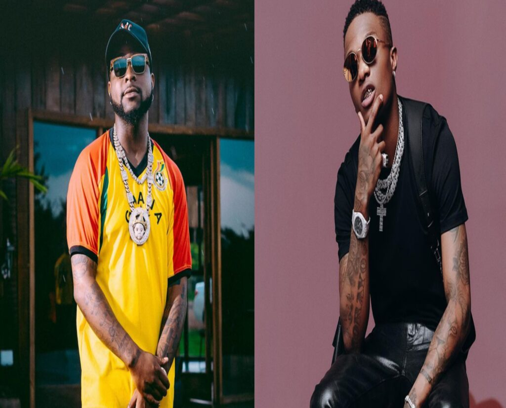 Headies 2020: Davido, Wizkid And Three Others Nominated For Song Of The Year Category