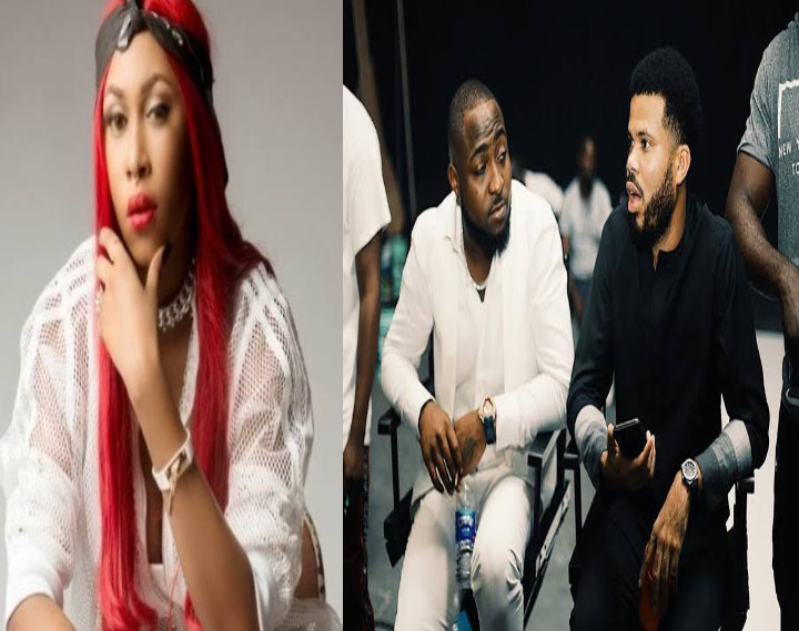 Cynthia Morgan lied against Davido —Manager, Asa Asika fires back