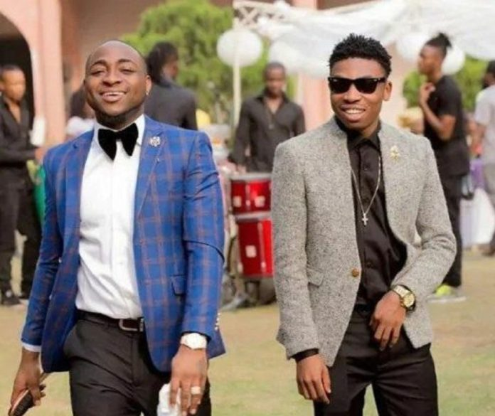 """Lil Bro Leveled Up"" – Davido Reacts To Mayorkun's Nomination At The Headies"