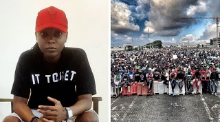 #EndSARS: DJ Switch to testify before International Criminal Court today