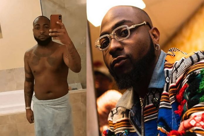 Photo Of Davido's 'Banana' Causes Stir Online