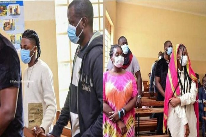 They Are Treating Me Like I Killed Someone' – Singer Omah Lay Cries Out As He Lands In Ugandan Court