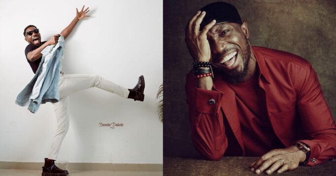 """""""I can't believe I am 40"""" – Timi Dakolo excited as he celebrates 40th birthday"""