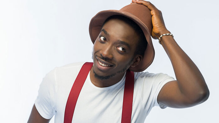 Headies Award: Comedian Bovi Wins 'Best Dressed' With Customized EndSARS Outfit For The Show