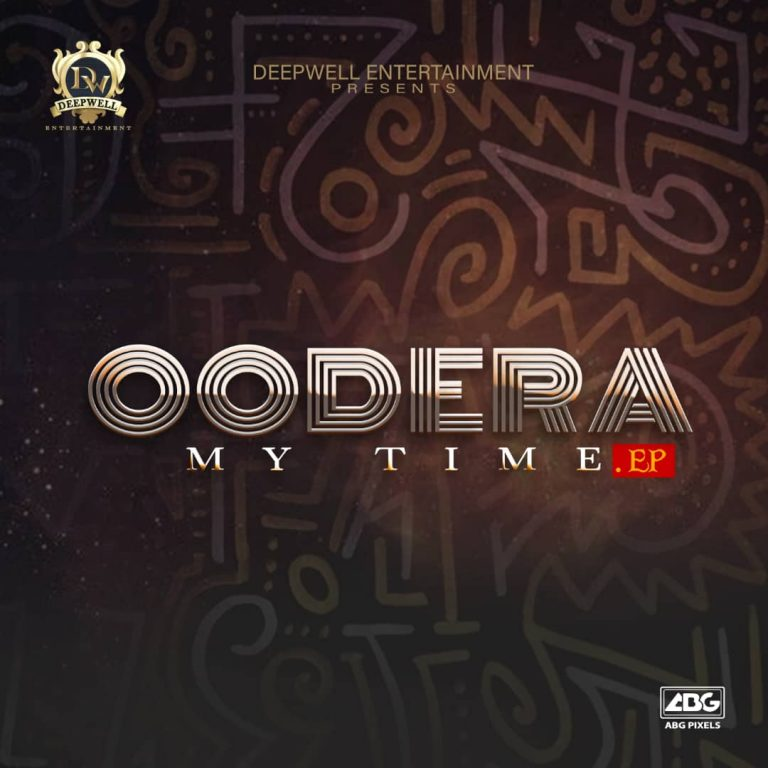 DOWNLOAD : Oodera – My Time (EP)