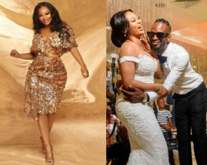 """Watch How Nigerian Singer """"9ice"""" Celebrates His wife as she turns a year older"""