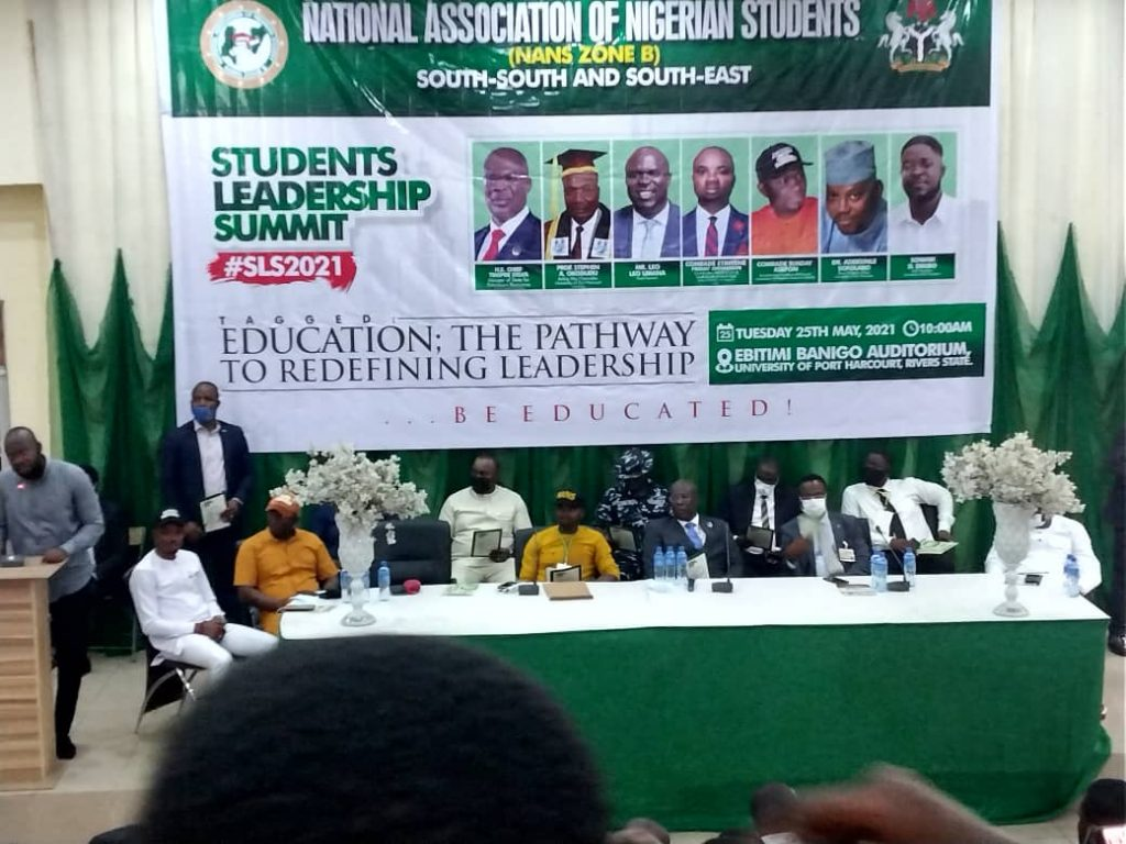 Minister Timipre Sylva Urges Nigerian Students To Prepare Themselves