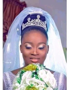 Shocking,  See photos of the lady that died 8 month after her wedding