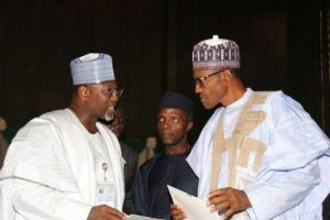 Stop Controversy – Jega Blast Buhari To Withdraw Onochie's Nomination (INEC)