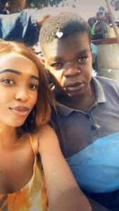 Photos: Nigerian Guy Won 3M Naira From 1xbet and meet his soul mate same day