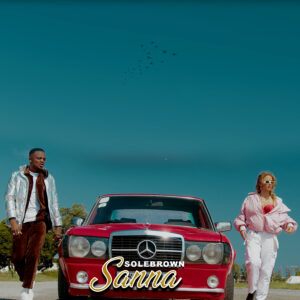 """Nigerian-Ghanaian Afropop artist and avant-grade of machana 'Solebrown' believes his time is now, as he releases his long anticipated hit single entitled """"SANNA""""."""