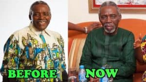 TRUTH ABOUT OLU JACOBS DEATH RUMOUR