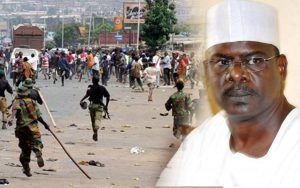 INSECURITY IN NIGERIA IS GOING DOWN – NDUME SAYS