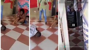 OMG! PASTOR CAUGHT SLEEPING WITH A MARRIED WOMAN IN CHURCH